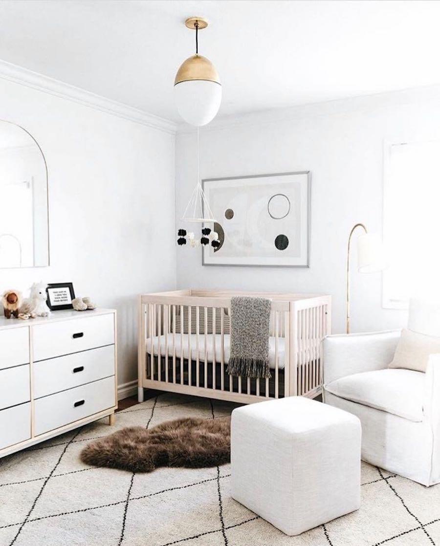 Our Nursery Inspo - PEACHY VIDA - BABY UPDATES